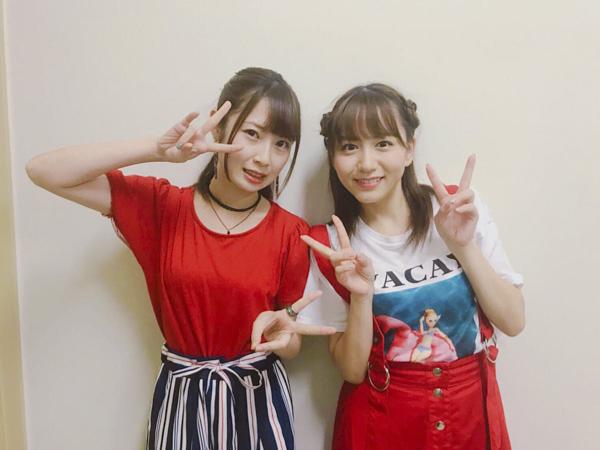 SKE48・高柳明音が『ちゅりかめら展』トークショーを実施。ゲストの大場美奈と暴走トーク展開!?