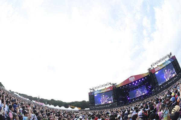 【ライブレポート】KANA-BOONが「ROCK IN JAPAN FESTIVAL 2018」 3日目に登場!『ないものねだり』のサビをGRASS STAGEが一体となって大合唱!