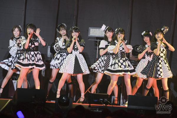 【ライブレポート】AKB48が「@JAM EXPO 2018」に初出演!最新曲『センチメンタルトレイン』から『Everyday、カチューシャ』まで夏を駆け抜けるセットリスト!!