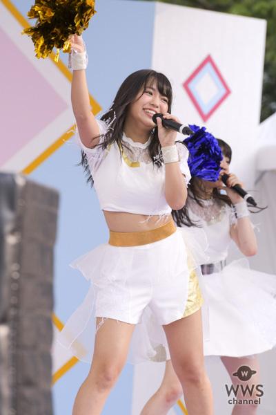 東京女子流と大原優乃が「TIF2018」でスペシャルコラボステージを開催!!