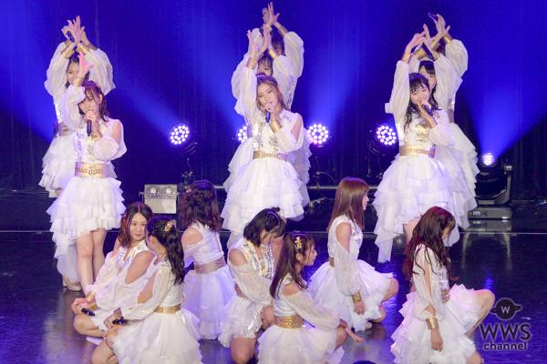 SKE48が熱量勝るセットリストで「TIF2018」最終日に出演!純白の衣装で熱狂的パフォーマンス!!
