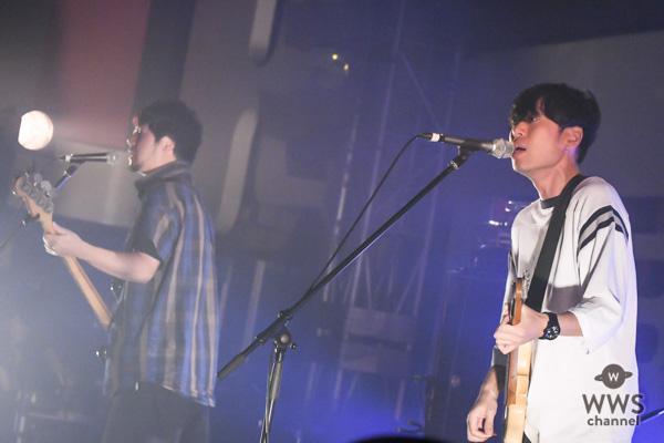 3人組ロックバンド・MAYKIDSがライブステージに登場!「ガチな魂があるといろんなバンド見ながら思いました」<UNION STAR'S 2018>