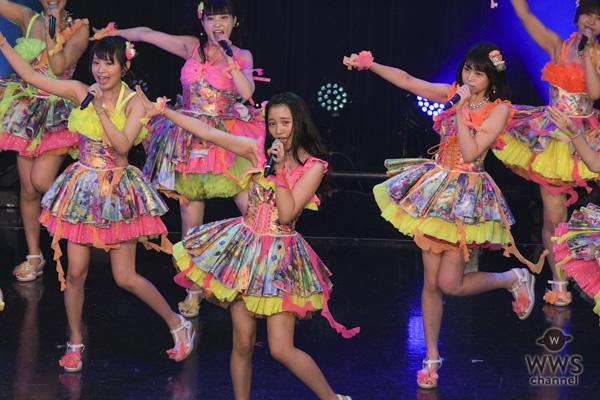 NMB48が『TOKYO IDOL FESTIVAL 2018』に初出場!カトレア組が魅せるパワフルなステージ!