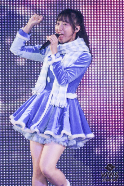 SKE48がランクインコンサートで『前のめり』『12月のカンガルー』を熱唱!!<AKB48グループ感謝祭>