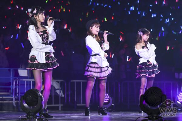 AKB48・小嶋真子、加藤玲奈、谷口めぐが『抱きしめられたら』をセクシー披露!<AKB48グループ感謝祭>