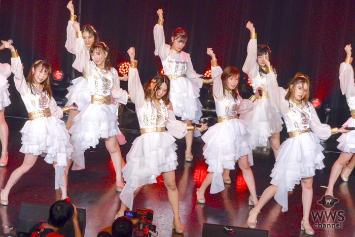 SKE48が「TIF2018」最終日に出演!純白の衣装で熱狂的パフォーマンス!!