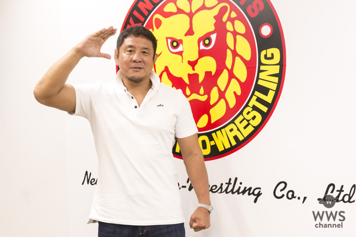 新日本プロレス・永田裕志選手にインタビュー!休養中のSKE48・松井珠理奈へメッセージ「プロレスから学んだ事がどんなに厳しい時でも立ち上がる強さを持つこと。こういう時にこそ本当の強さを」