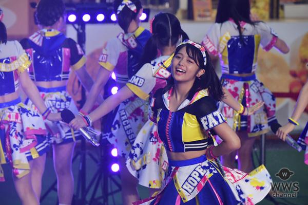 SKE48・青木詩織「先輩たちの想いを受け継がなきゃいけない」!6期生が台風迫る野外ステージで単独ライブ初開催!!