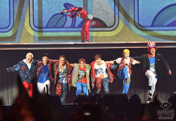 GENERATIONS from EXILE TRIBE、初のドームツアー完走!セットリスト配信もスタート!!