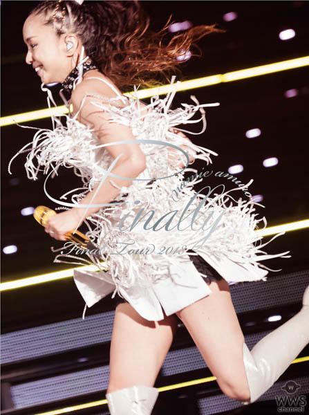 安室奈美恵、自身「最後の映像作品」であるLIVE DVD&Blu-rayが予約でミリオン突破!!