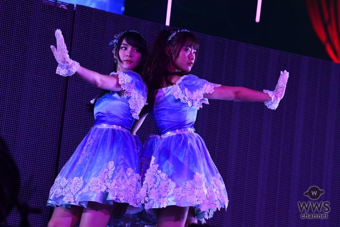 BNK48・チャープラン、ミュージックの2人が魅せる『てもでもの涙』で観客圧倒!!<AKB48グループ感謝祭>