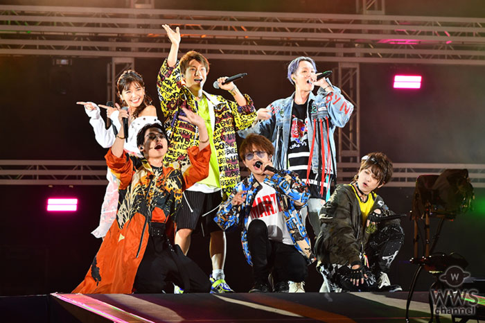 AAA、a-nation2018大阪1日目のトリを務め抜群のパフォーマンスでスタジアムが熱狂!!