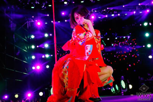 LiSA、ベストアルバムを携えアジアツアー台湾単独公演を開催!台湾では自身最大規模となる初のアリーナ公演のチケットは即日完売で満員の約5,000人が集結!!!