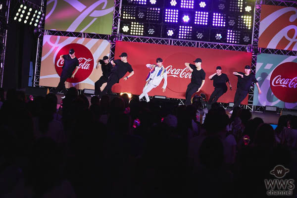 """弱冠""""16""""歳の新世代K-POPソロアーティストSamuel[サムエル]、テレ朝夏祭りサマステに出演!あのカバー曲も披露し、夏の六本木ヒルズは歓喜の渦に!!"""