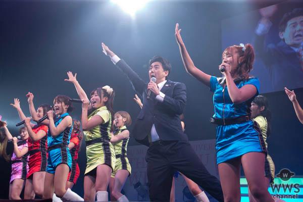 恵比寿マスカッツ1.5、夏のツアー恒例の水着ライブ!小島みなみの卒業/新加入メンバー発表!5代目リーダー襲名も!