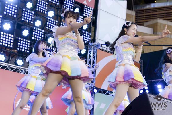 【ライブレポート】SKE48・チームKⅡが『兆し』から『RESET』まで歴史を紡ぐセットリスト熱唱!〈コカ・コーラ SUMMER STATION 音楽LIVE〉