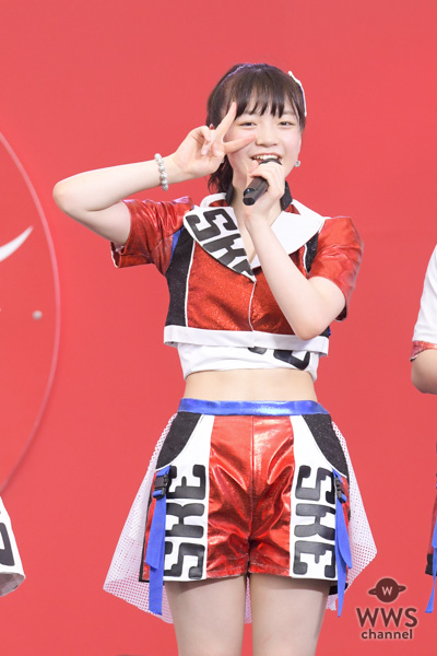 【ライブレポート】SKE48・北川綾巴の涙。チームSがノンストップMCで魅せた圧巻のダンスパフォーマンス!〈コカ・コーラ SUMMER STATION 音楽LIVE〉