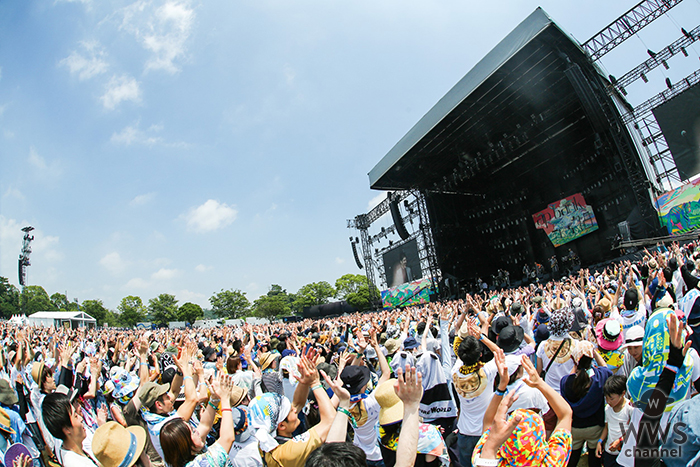 Mr.Children、ウカスカジー、[ALEXANDROS]、絢香、高橋優ら出演!「速報!ap bank fes '18」をWOWOWの無料放送でいち早く放送決定!!