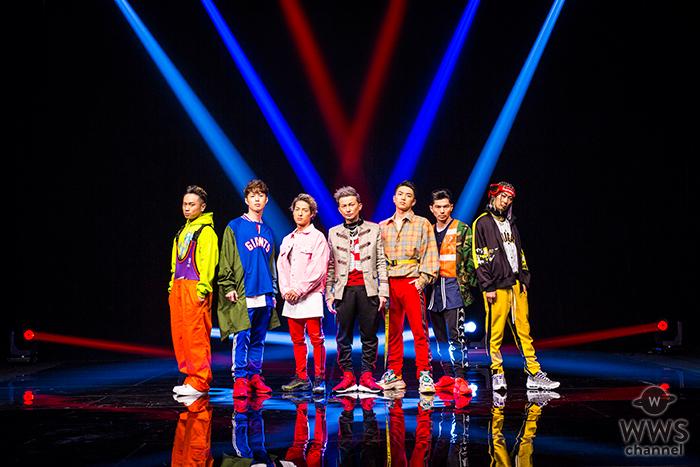 DA PUMP、「U.S.A.」旋風で各チャート首位に!38冠獲得!!