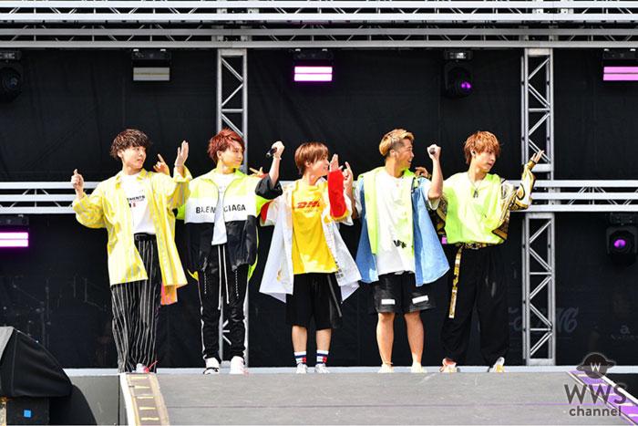 Da-iCEがa-nation大阪公演2日目に登場し「大阪LOVER」などを熱唱!「『最高!』『聞きたかった!』と感想が続々とSNSへ!!