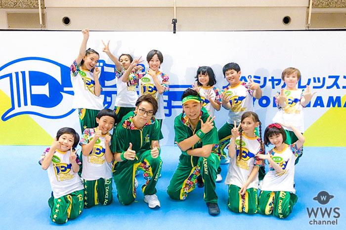 EXILE ÜSA、TETSUYA ダンス教養テレビ番組 「Eダンスアカデミースペシャルレッスン」の公開収録を実施!