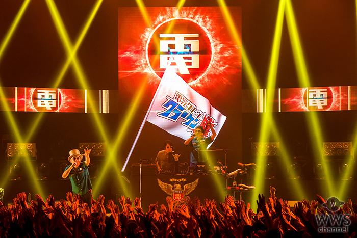 """電気グルーヴ、最新ワンマン""""クラーケン鷹""""のBD・DVDリリース決定! PAダイレクトMIX音源のCDも付属!!"""