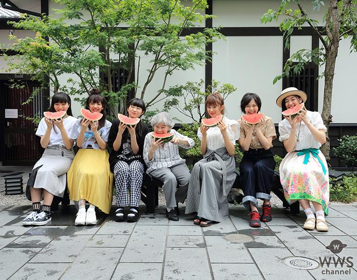 エビ中、配信シングル収録曲最終発表! 夏のLIVEアンセムを、現メンバー6人で6年越しの再録&完全Rework! !