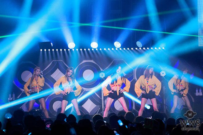 日本デビュー&5人完全体でのEXIDが圧巻のステージで日本のファンを魅了!!