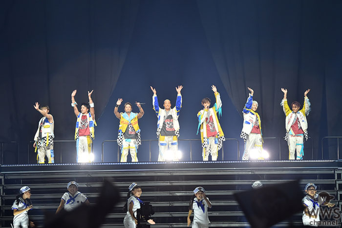 GENERATIONS from EXILE TRIBE、初のドームツアー完走!セットリスト配信もスタート!!
