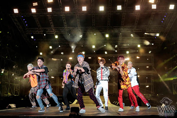 「a-nation」大阪公演2日目、4万人が大興奮!GENERATIONS from EXILE TRIBE、SUPER JUNIOR、CRAZYBOYら豪華競演!!