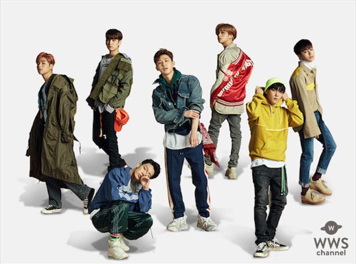 7人組ボーイズグループiKON(アイコン)、 9/26(水)に2年半ぶりとなる待望の日本セカンドアルバム『RETURN』発売決定!!