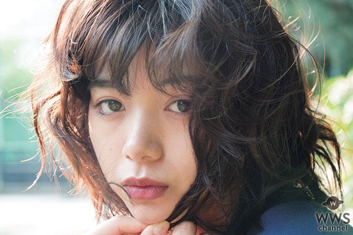 池田エライザが雑誌「OCEANS」に登場!「 #TATERUガールズ 」に収められた生々しい一面 で様々なありのままの表情を魅せる!