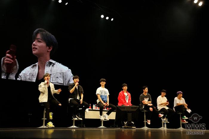 7人組ボーイズグループiKON(アイコン)、 3年ぶりとなるファンミーティングを舞浜アンフィシアターで開催!!