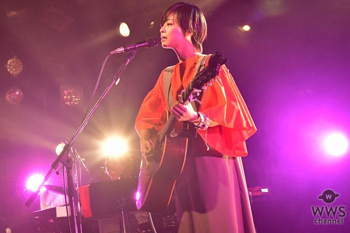 片平里菜、大盛況のワンマン2DAYSで、自身初となるベストアルバムのリリースを発表!!