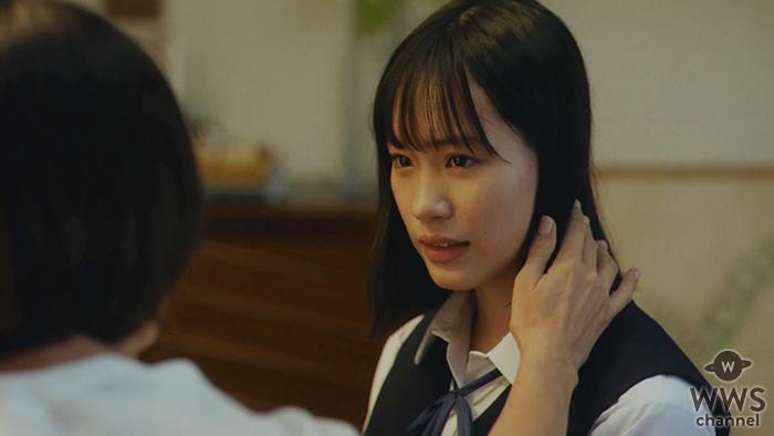 業界注目の新人女優・南沙良がCM初出演!ポッキーの新イメージキャラクターに!!