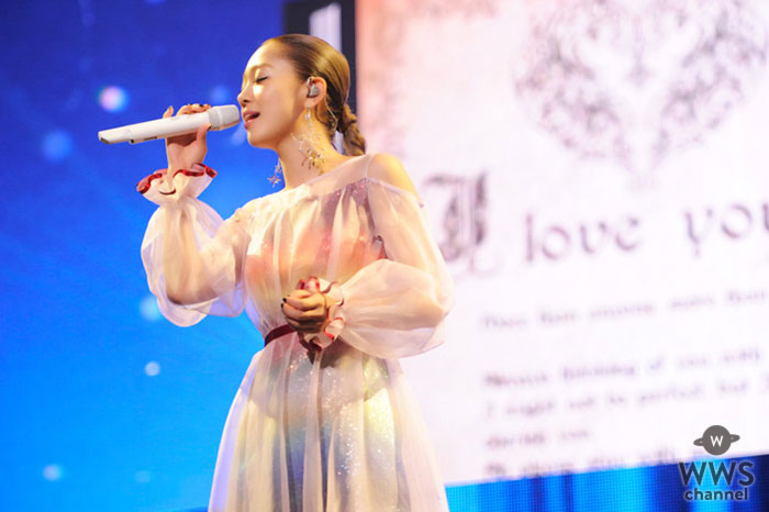 西野カナ、10周年記念全国アリーナツアーでNewシングル「Bedtime Story」を初披露!