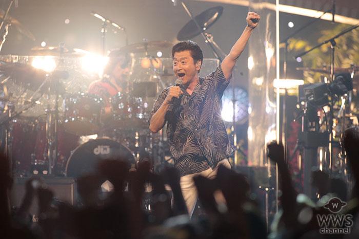 サザンオールスターズ、NHK総合テレビにて、スペシャル番組 40周年プレミアム「クローズアップ!サザン」が2018年8月8日に放送決定!!