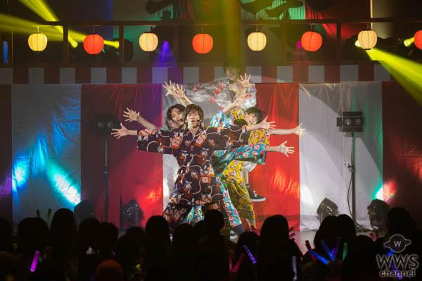 """超特急「""""超""""超フェス」開催!スペシャルアクトにDAIGO、PUFFY、コロッケを招いてお祭り騒ぎ!!"""