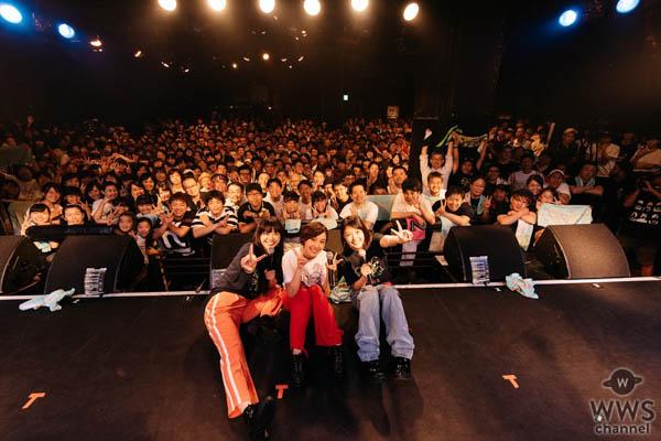 生に拘り続けるJ☆Dee'Zが魅せた圧巻のツアー閉幕!11月最新曲も発売決定!!