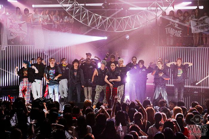 THE RAMPAGE from EXILE TRIBE × WOWOW、番組公開スタジオライブ開催!WOWOWでしか見ることの出来ない貴重なこのライブは10月に放送!!