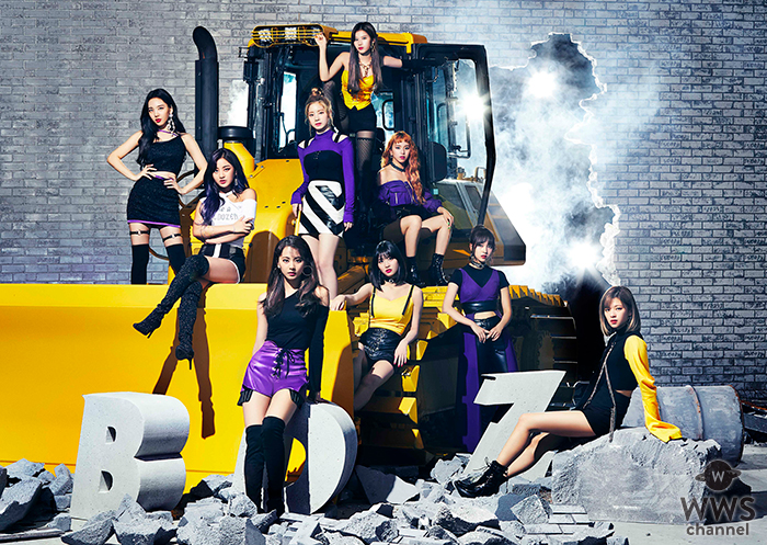 TWICE、9月12日(水)リリースTWICE JAPAN 1st ALBUM『BDZ』のビジュアルがついに解禁!!