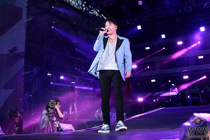 BIGBANGのV.Iがa-nation 2018出演!長居スタジアム5万人が熱狂!!