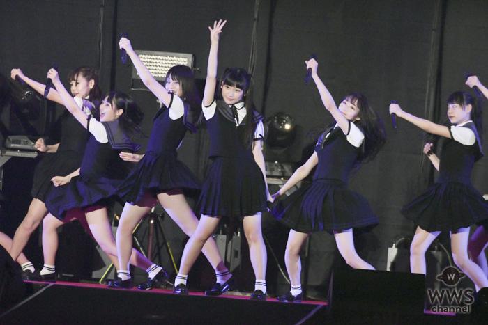 【ライブレポート】=LOVEが『@JAM EXPO 2018』に出演!『ようこそ!イコラブ沼』を含む7曲を披露!!