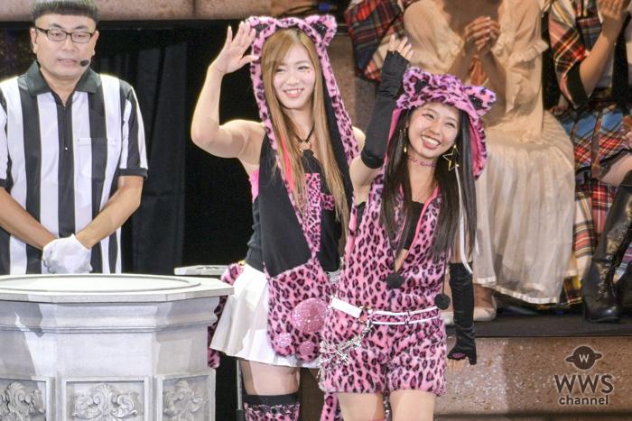 NMB48「パラパラ同好会」が前回女王「fairy w!nk」を打ち破る!<AKB48グループ 第2回ユニットじゃんけん大会>