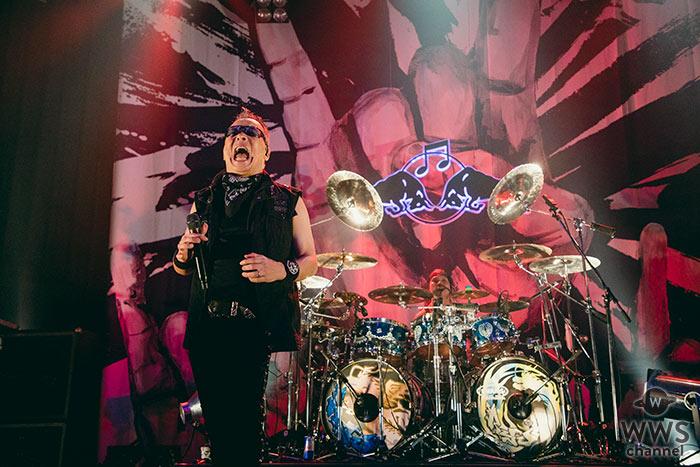 【ライブレポート】ヘヴィメタルバンド・LOUDNESSが「METAL MANIA」トリで登場!スピード感抜群のメタルチューンでオーディエンスを圧倒!