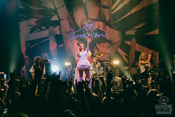 【ライブレポート】ガールズメタルバンド・LOVEBITES がメタルの祭典「METAL MANIA」に登場!