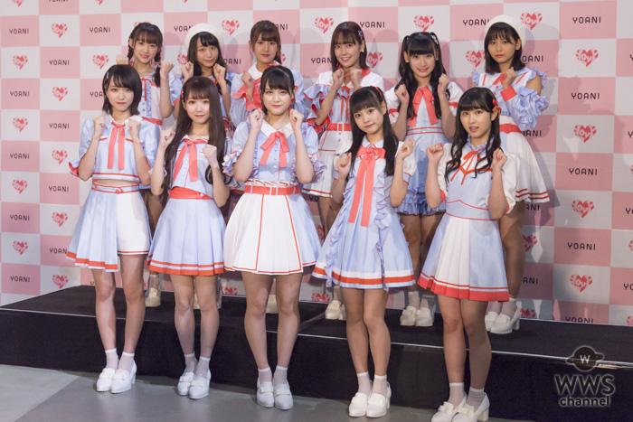 =LOVEがデビュー1周年記念プレミアムイベントを開催!「これからも12人で頑張っていきたい」