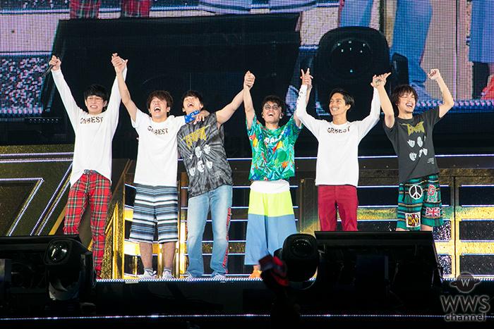 関ジャニ∞、東京ドーム公演4Days開催! WANIMA提供の新曲に加え、2日目公演ではスカパラと共演!