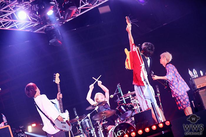KEYTALK、幕張メッセ単独公演1万4千人が大熱狂!LIVE Blu-ray/DVD発売決定!!