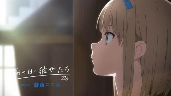秋元康氏総合プロデュース、22/7(ナナブンノニジュウニ)が、京まふ2018のステージで新キャラクターPVを発表!